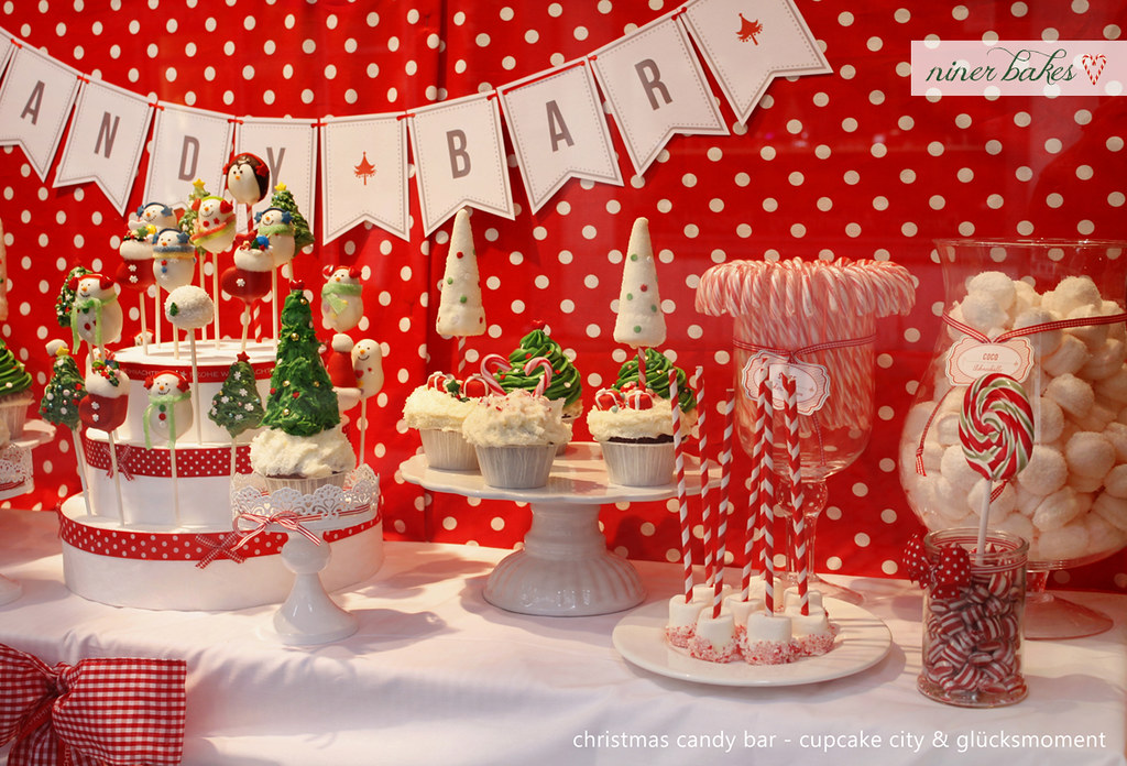 Red Party Decorations
