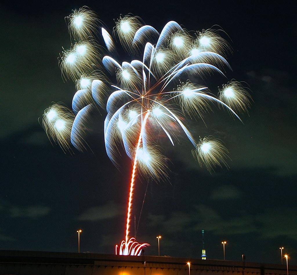 Koto ku fireworks - Summer 2012