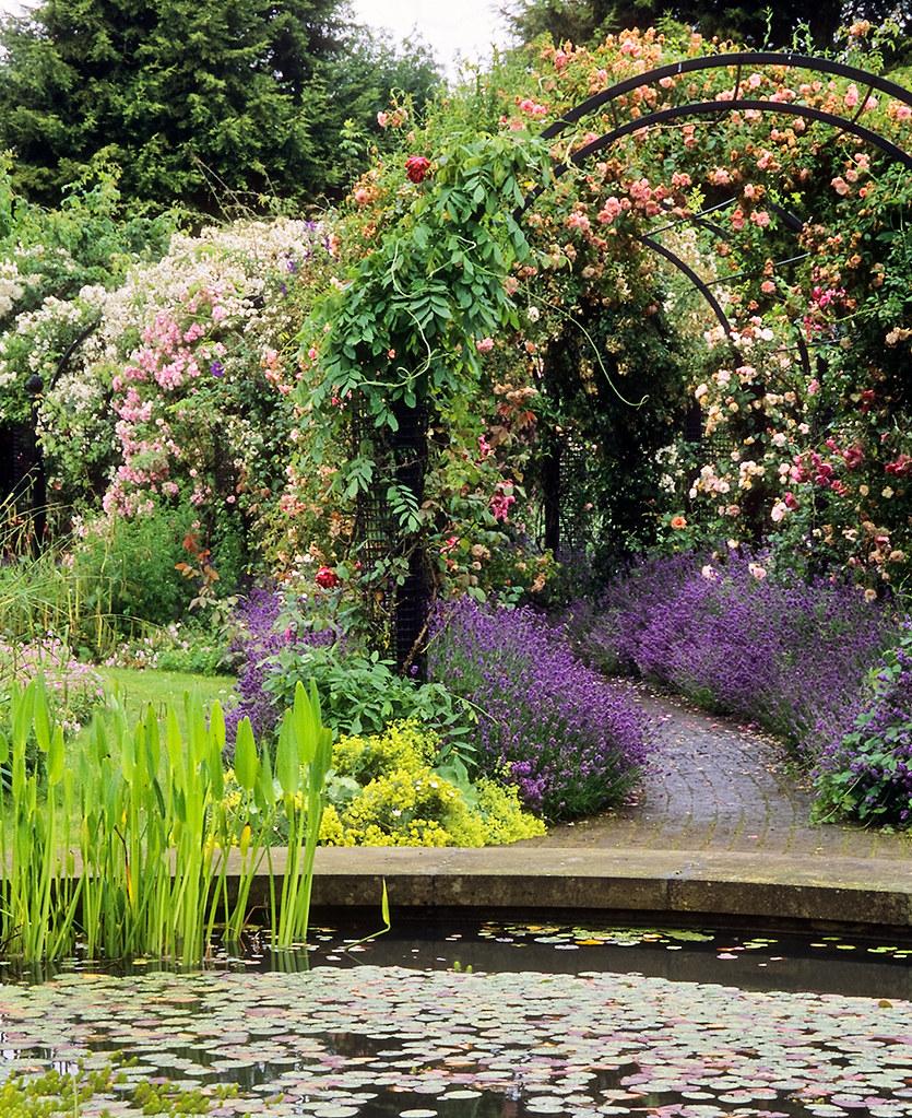 pergola et tonnelle de jardin