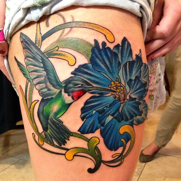 Larkspur flower tattoos, Larkspur flower and Flower