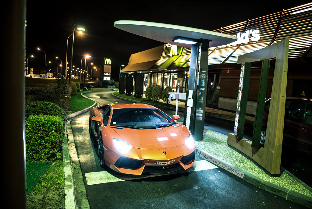 McDrive In Aventador Do Not Used Without My Permision