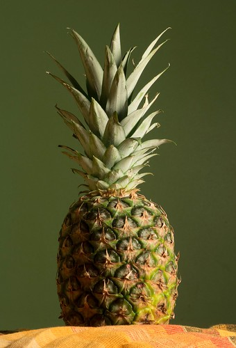 Pineapple Still Life 080213 025 2 A The Red Perception Flickr