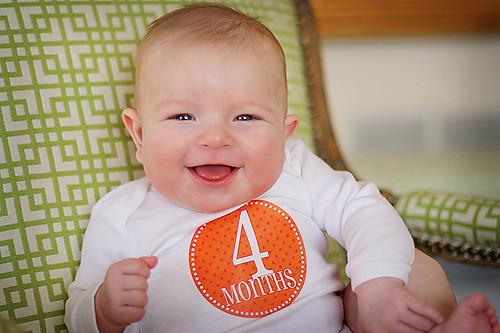 spencer 4 months