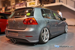 VW Golf Mk5 R32  Air Ride  Rotiform Alloys | @ Ultimate