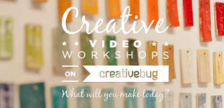 Creativebug Banner