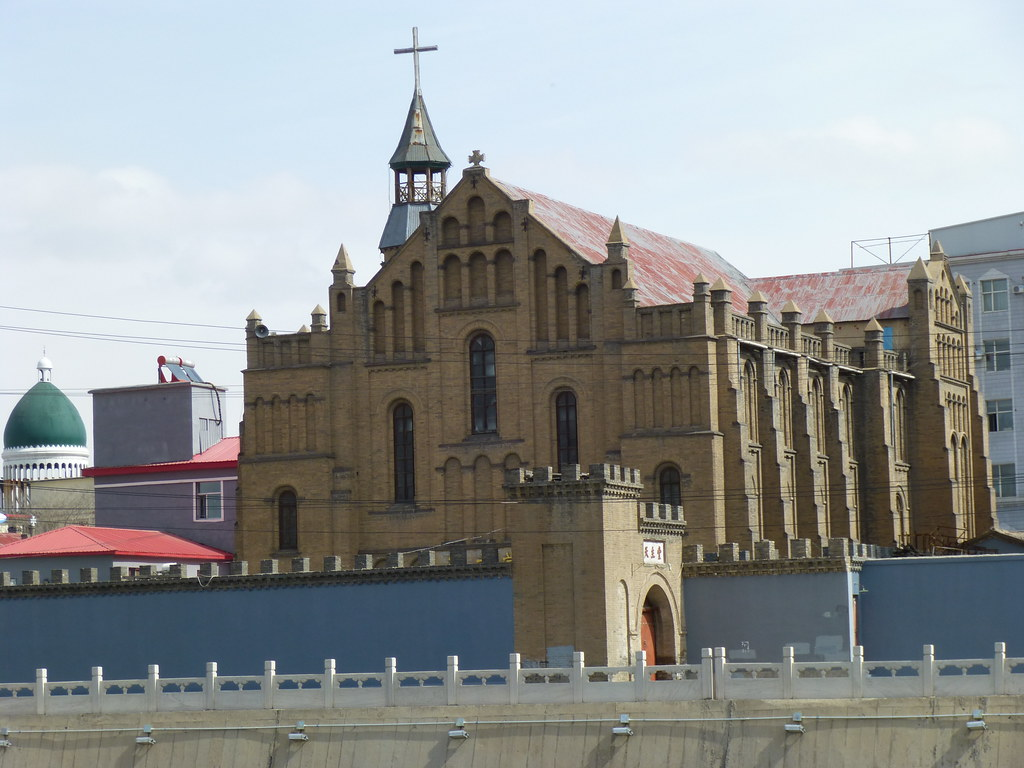 Catholic Church Inner Mongolia