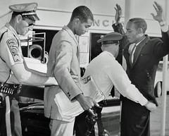 Arrested for Arlington Sit-In: 1960