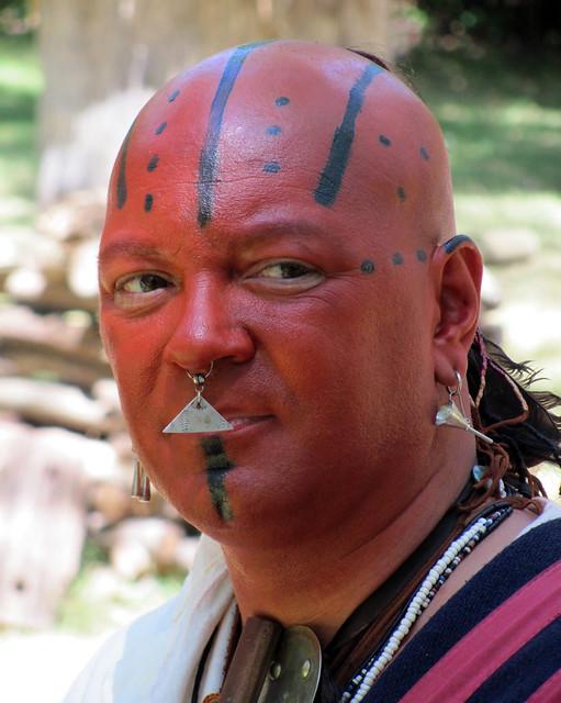 Map Shawnee People