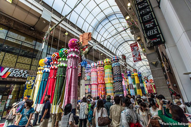 Sendai Tanabata Matsuri-18