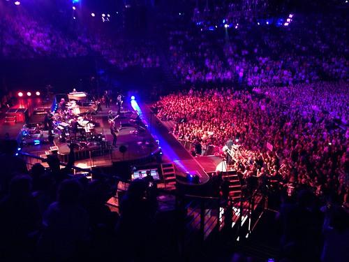 Bruce Springsteen en París, julio 2016