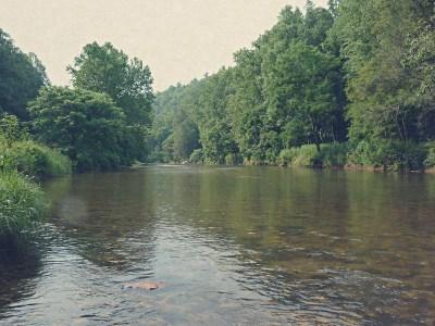 Big Reed River | Big Reed Island Creek, Carroll County, VA ...