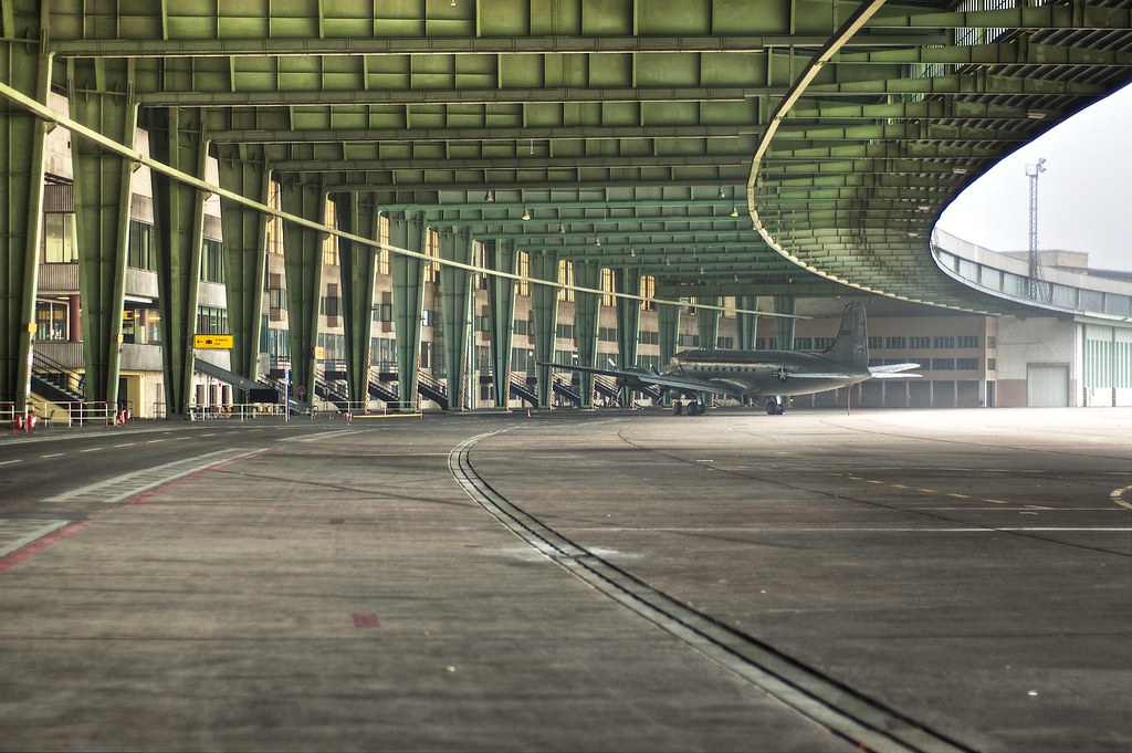 Berlin Tempelhof Flight Gates The Tempelhof Terminal