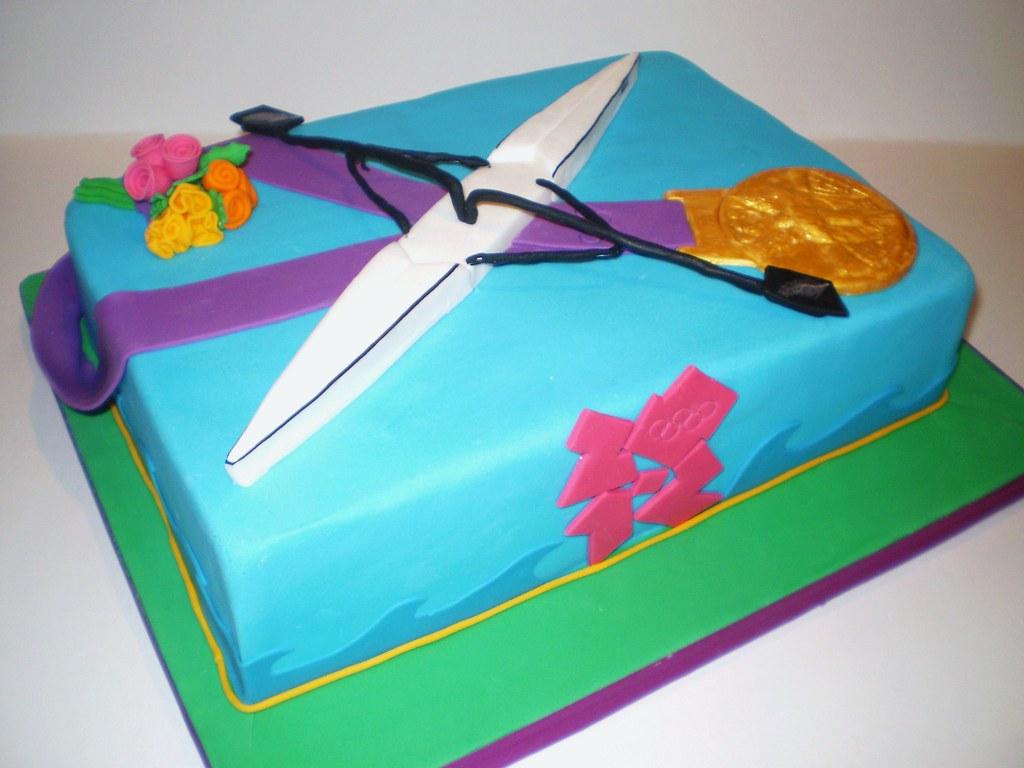 Rowing Cake Ideas