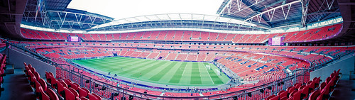 Wembley Stadium / August 2012