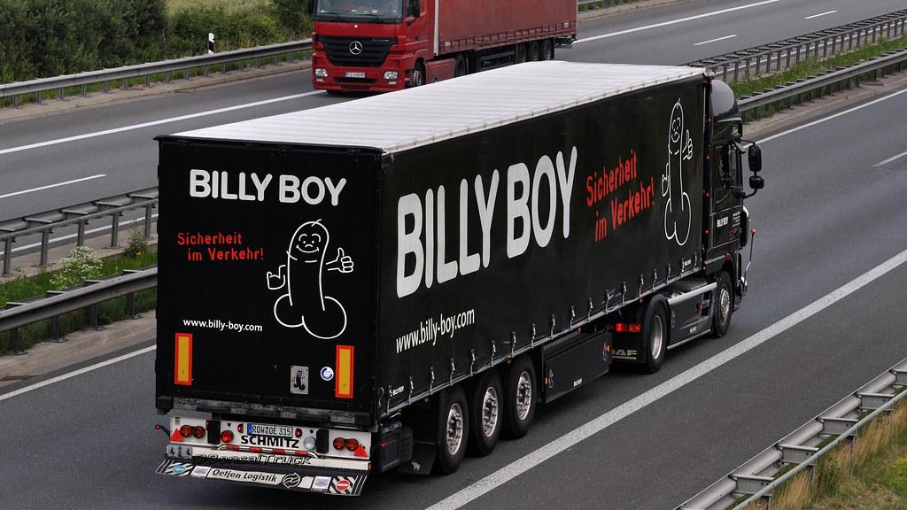 D Oetjen Logistik GtBilly Boy