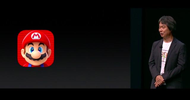 Nintendo en iOS