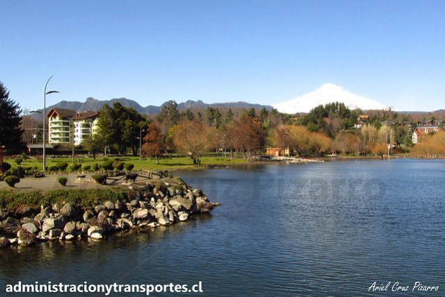 Pucón | Volcán Villarrica - Lago Villarrica