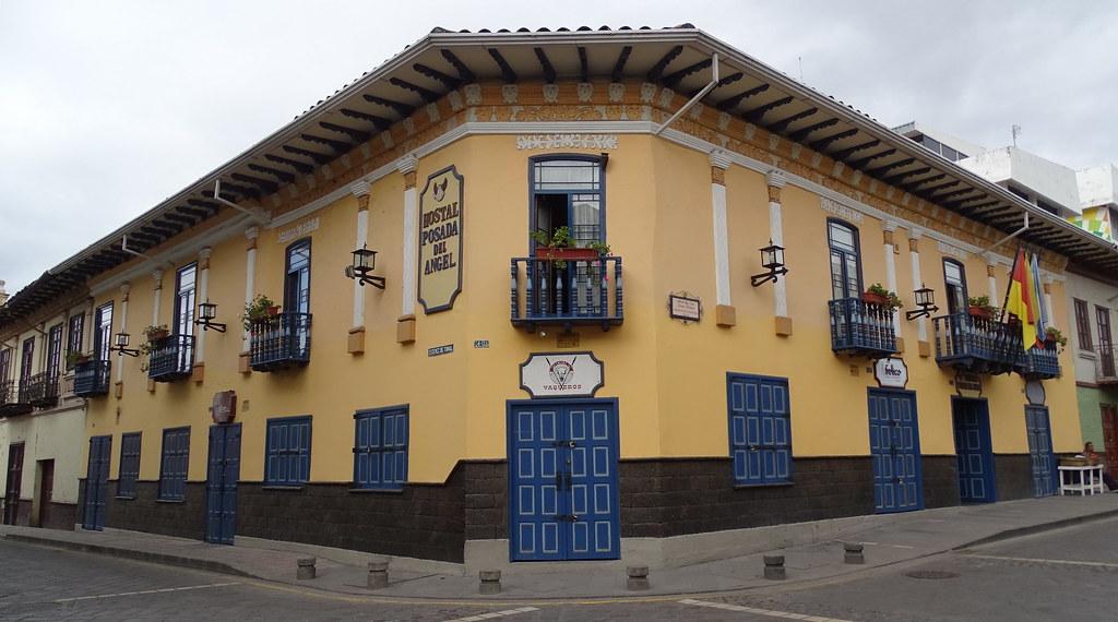 Casco Histórico Cuenca Ecuador 17