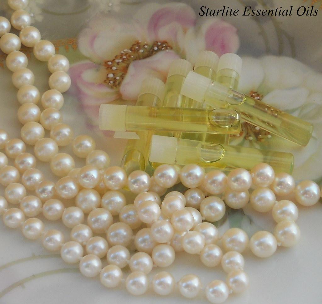 Aromatherapy Essential Oils Organic Perfume Absolute B