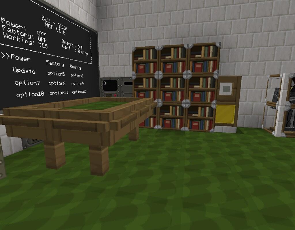 Interior Decoration Minecraft