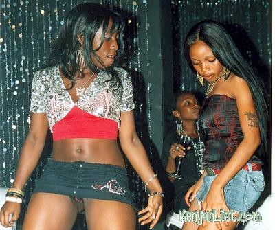 kenyan strip club