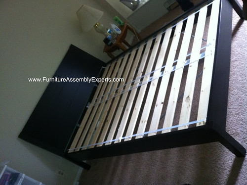 Ikea Nyvoll Bed Frames Assembly Service In Herndon VA Flickr