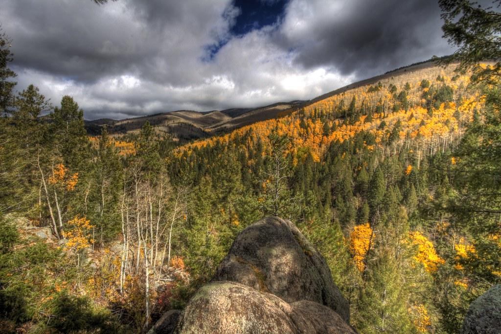 Near Santa Parks Fe National