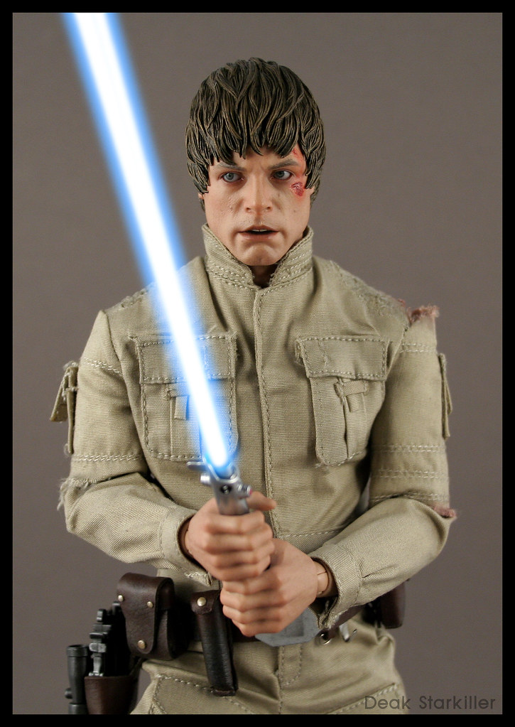 Hot Toys DX Luke Skywalker Bespin In My Opinion This