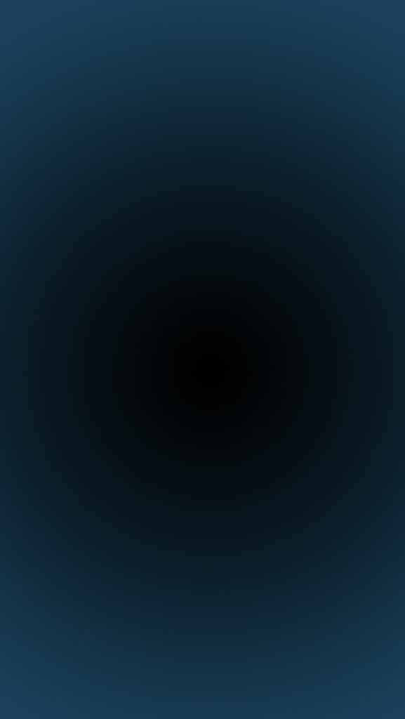Dark Blue Radial Fade 640 X 1136 Pixel Image Suitable