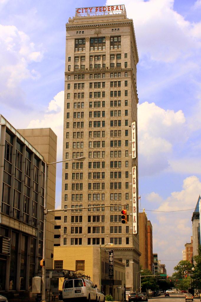 City Federal Building Birmingham Al From Wikipedia