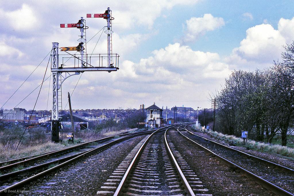 Neasden Junction
