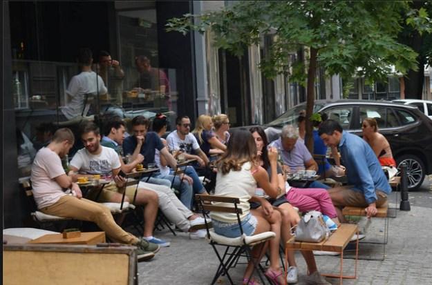 Clue 8- Cafes