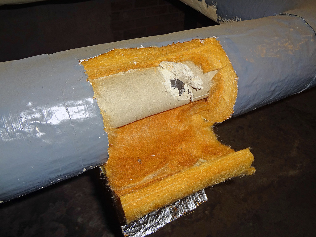 Pipe Insulation Covering