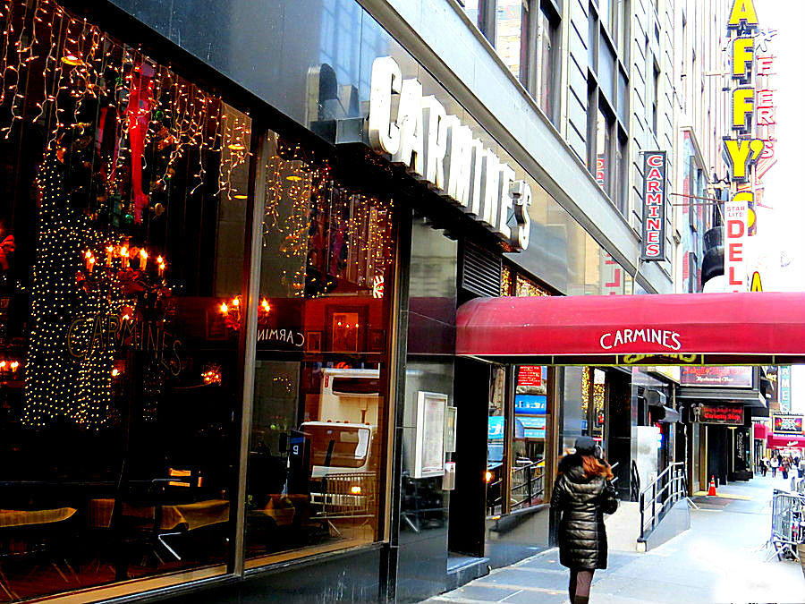 Steakhouse 44th Street Nyc