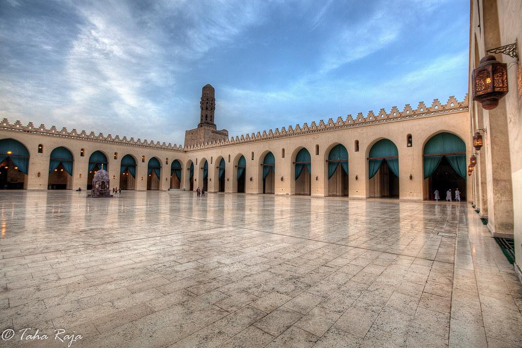 Intitled Anwar Al Jame Al Anwar Masjid Imam Hakim Bi Amr