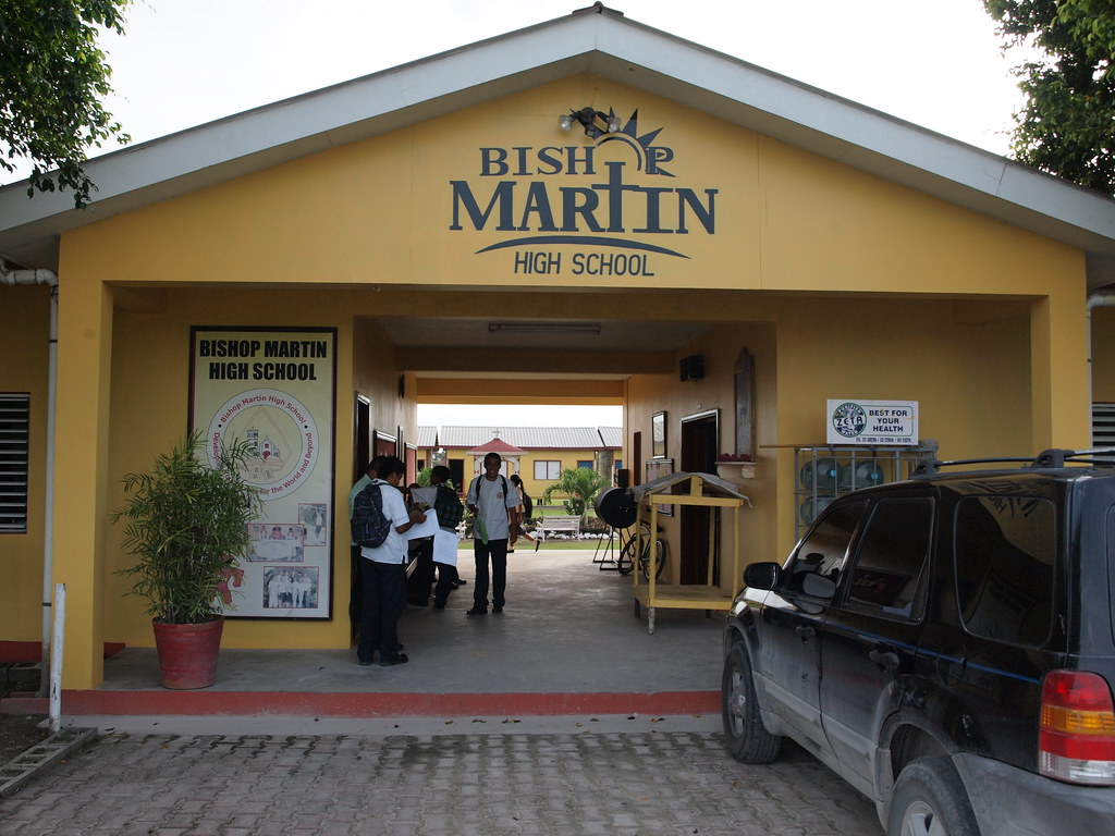 W T White Martin High School