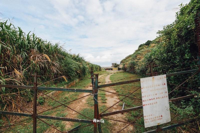 8|四處可見已廢棄的軍營封地