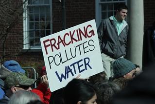 Fracking Rally 2013