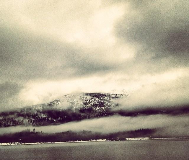 Jedimomtricks Fog Love Fogporn Cascades Snoqualmiepass Washingtonstate Stumplake By Jedimomtricks