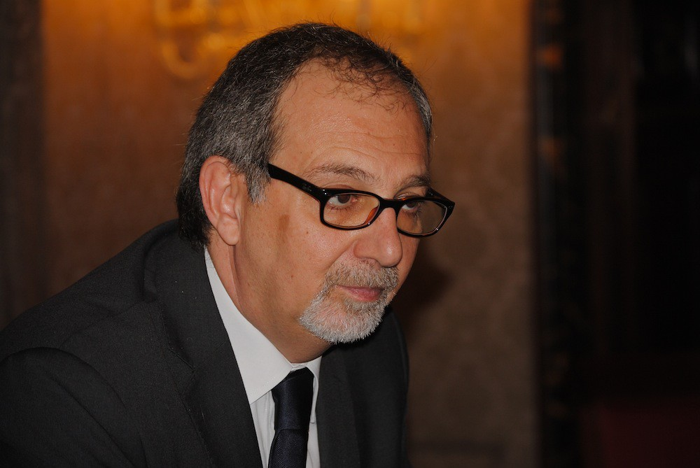 FdV13 Stefano Cerrato Conferenza Stampa Roma Roma