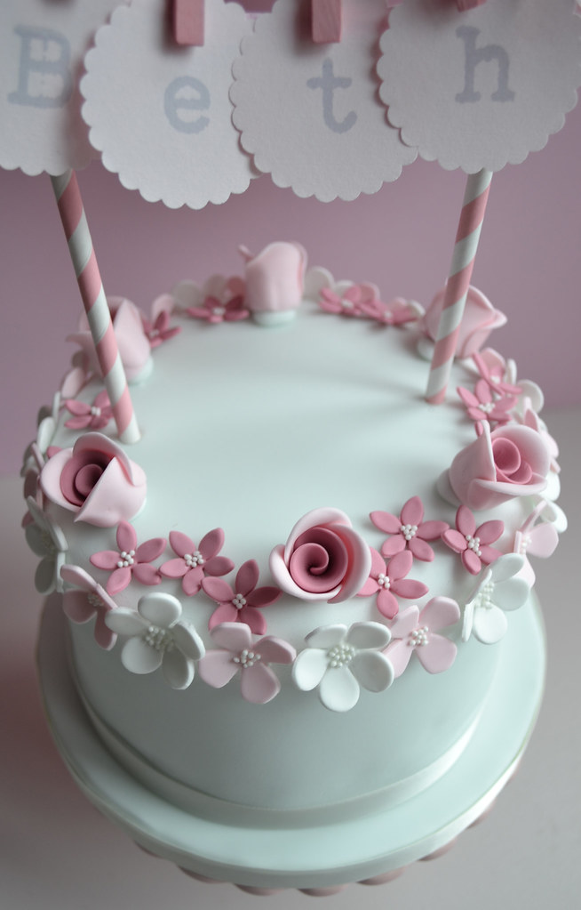 Pictures Pretty Birthday Cakes