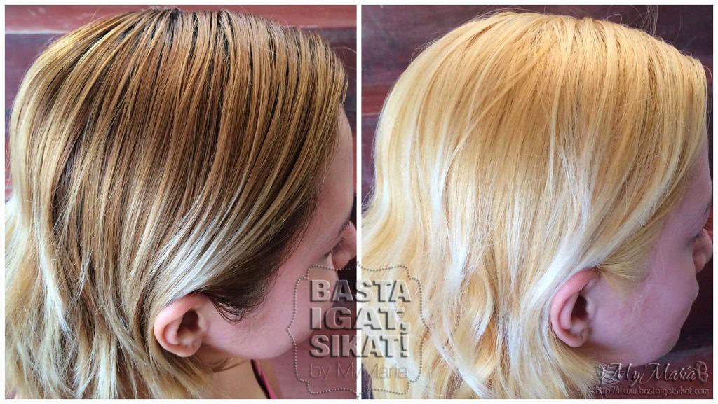 Palty Bubble Hair Color Review Philippines Hairstly