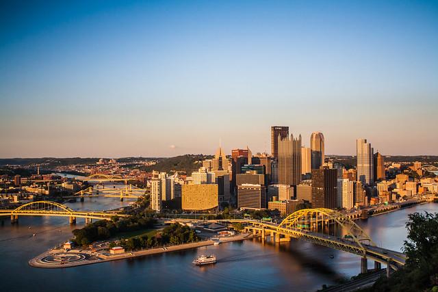 Good Restaurants Downtown Pittsburgh