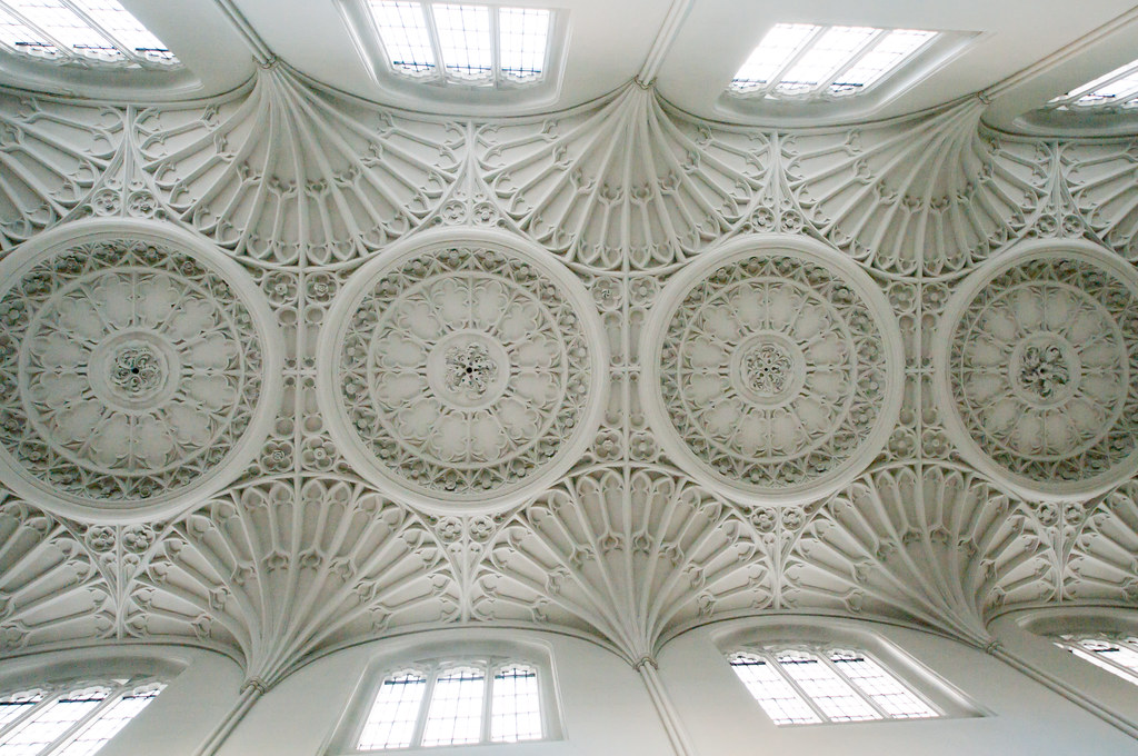 Gothic Ceiling Dave King Flickr