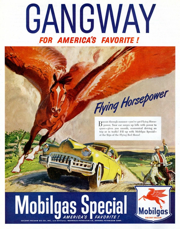 Mobilgas - 1949
