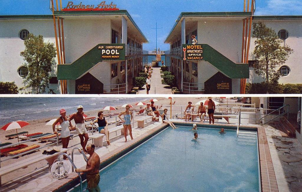 Rodney Apartments Miami Beach FL 9365 Collins Avenue