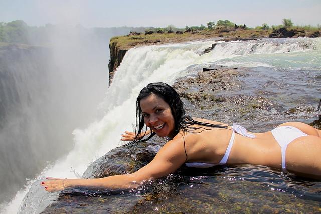 Victoria Falls Devils Hole Accident
