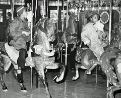 First Black Children at Glen Echo: 1961