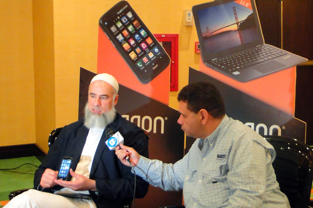 Passam Yusef  muestra Primer Smartphone Venezolano