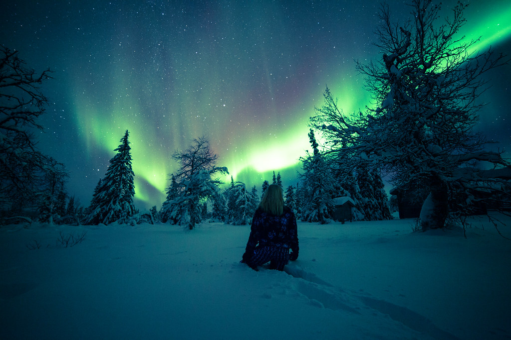 Best See Northern Lights